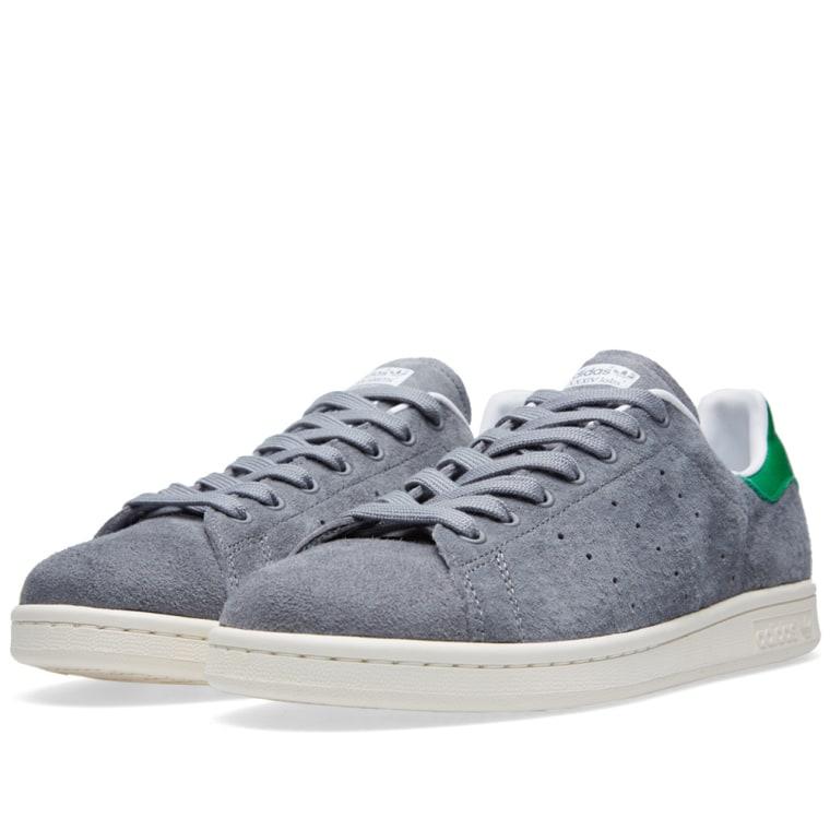 Adidas x KZK Stan Smith 84Lab  Grey & Chalk White 1