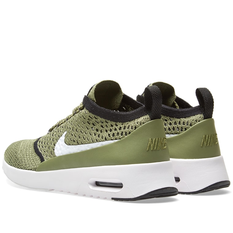 finest selection 075a0 8fa3f nike air max thea flyknit green island