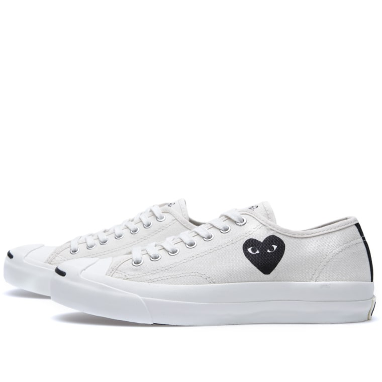 eb3ae820c375 comme des garcons play x converse jack purcell ox  UP to 71% off ...