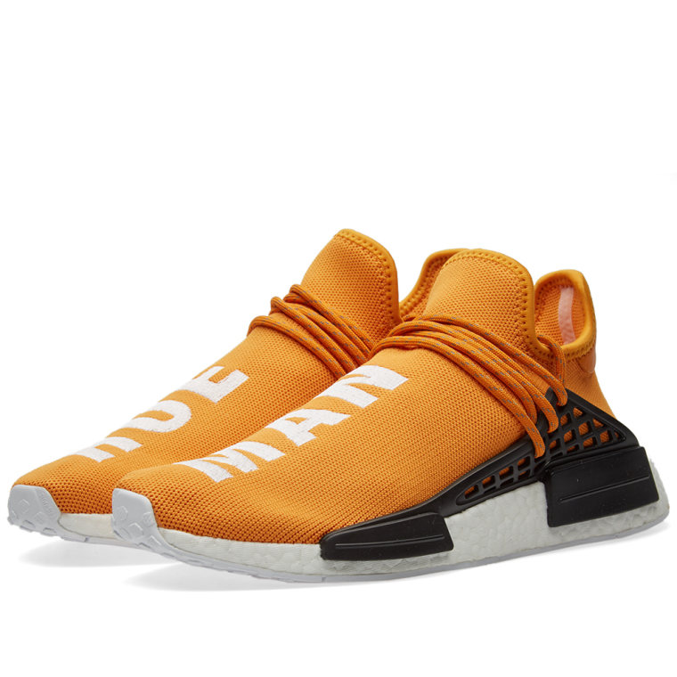 Adidas Pharrell Williams NMD X Human Race Orange BB3070