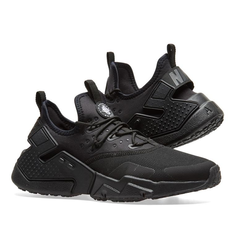 sports shoes 19bfd 9d326 Nike Air Huarache Drift Black  u0026 White 7 ...