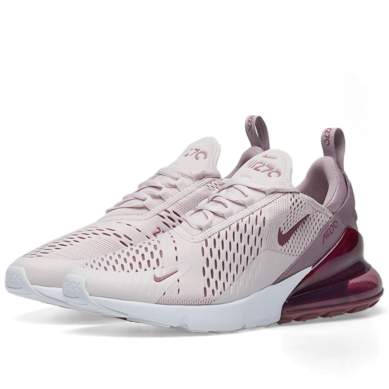 Details about Juniors NIKE AIR MAX 270 GS Elemental Rose Trainers 943345 601