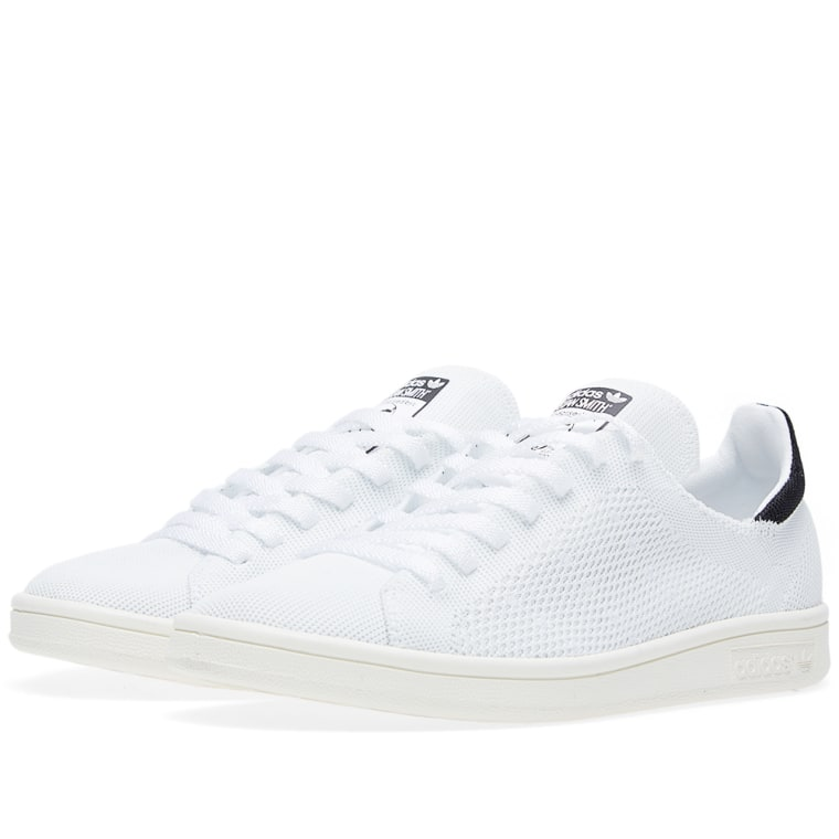 finest selection 1c8ec 88152 Adidas Consortium Stan Smith Primeknit Neo White   Black 1