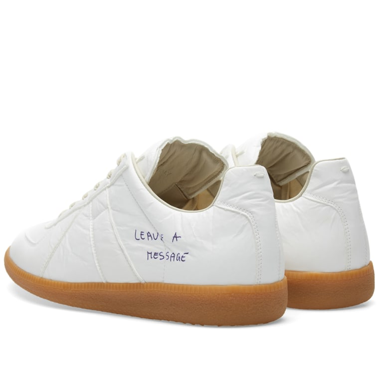 Leave A Message sneakers - White Maison Martin Margiela