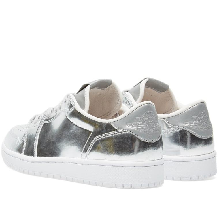 Nike Air Jordan 1 RE LO OG Pinnacle (Metallic Silver ...