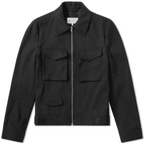 Maison Margiela 10 Techno Gabardine Sports Jacket
