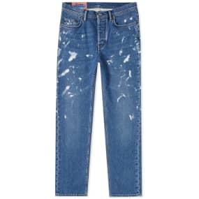 Acne Studios River Paint Vintage Jean by Acne Studios