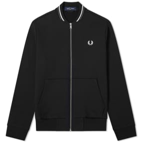 Fred Perry Authentic Zip Bomber