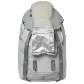 Oakley X Samuel Ross Metal Backpack by End.