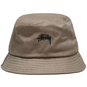 Stussy Stock Bucket Hat by End.
