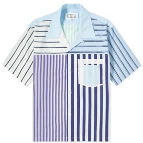 Maison Margiela 10 Multi Pattern Vacation Shirt