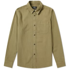 A.P.C. One Pocket Shirt