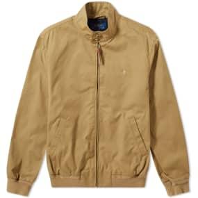 Polo Ralph Lauren Cotton Harrington Jacket