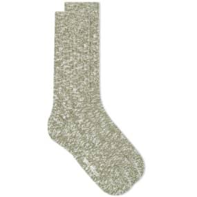 Norse Projects Ebbe Melange Sock