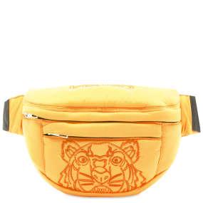 Kenzo Tiger Embroidered Nylon Cross Body Bag