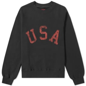 424 USA Crew Sweat