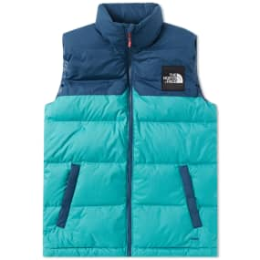The North Face 1992 Nuptse Vest by End.