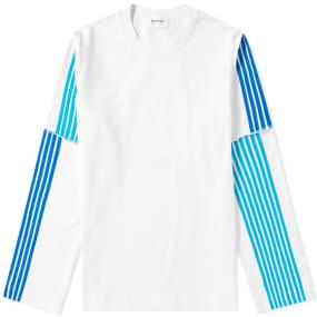 dima-leu-long-sleeve-stripe-jersey-tee by dima-leu