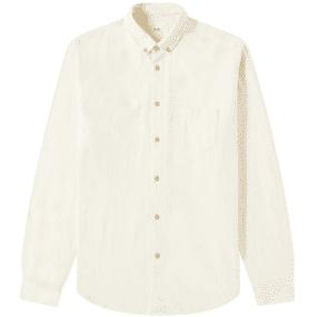 Folk Relaxed Fit Button Down Shirt