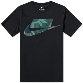 Nike Camo Fill Futura Tee by End.