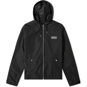 AMI Paris Zip Hooded Parka