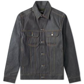 A.P.C. Rick Denim Jacket