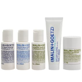 Malin + Goetz Grooming Kit - Pack of 5