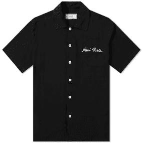 AMI Short Sleeve Logo Shirt
