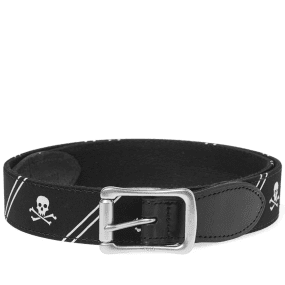 Polo Ralph Lauren Skull Motif Icon Belt by Polo Ralph Lauren