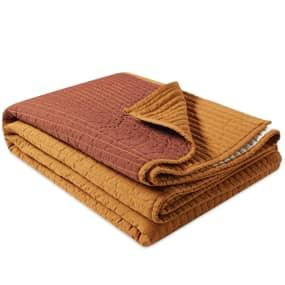 Ferm Living Shay Patchwork Quilt Blanket
