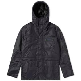 Barbour International Imboard Wax Jacket
