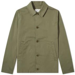 YMC Groundhog Cotton Twill Chore Jacket
