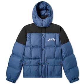 Off-White Ski Puffer Jacket