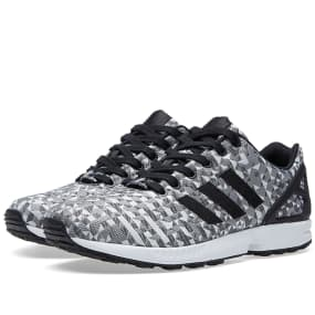 b2302257a Adidas ZX Flux Weave (White