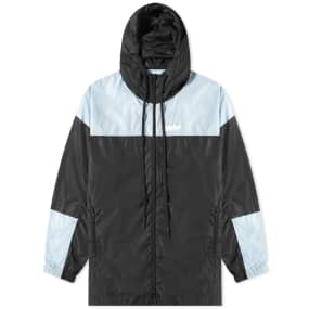 Off-White Panel Windbreaker
