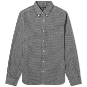 Beams Plus Shaggy Houndstooth Shirt