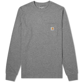 Carhartt WIP Long Sleeve Pocket Tee