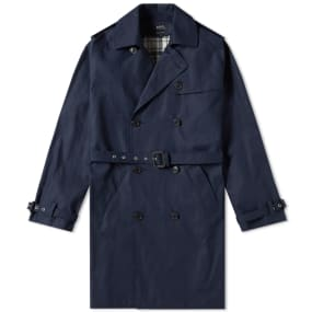A.P.C. Vavin Trench Coat by A.P.C.