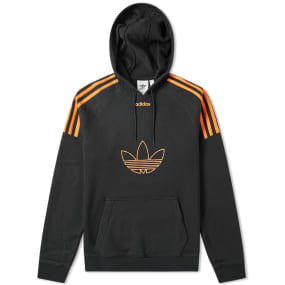Adidas Flock Hoody by End.