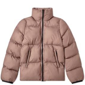 Mki Nylon Short Bubble Jacket by End.