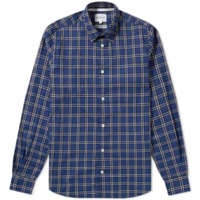 Norse Projects Hans Summer Check Shirt