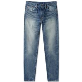 RRL Slim Fit 5 Pocket Jean