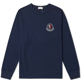 Moncler X Kith Long Sleeve Tee by End.