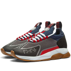 Versace Cross Chainer Sneaker