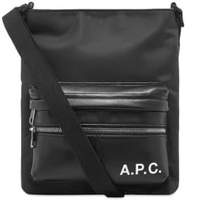 A.P.C. Camden Sacoche Bag