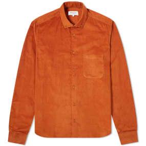 YMC Button Down Dean Baby Cord Shirt