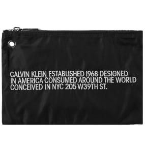 Calvin Klein 205W39NYC 1968 Zip Pouch