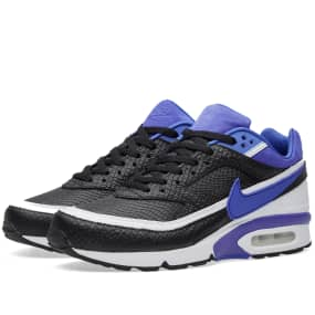 detailed look 1d58c 71b7a ... closeout nike air max bw premium black persian violet white end. beab9  516d5