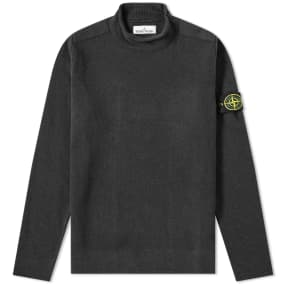 Stone Island Lambswool Knit by End.