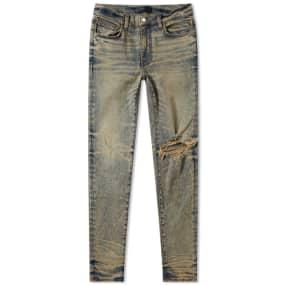 AMIRI Broken Jean
